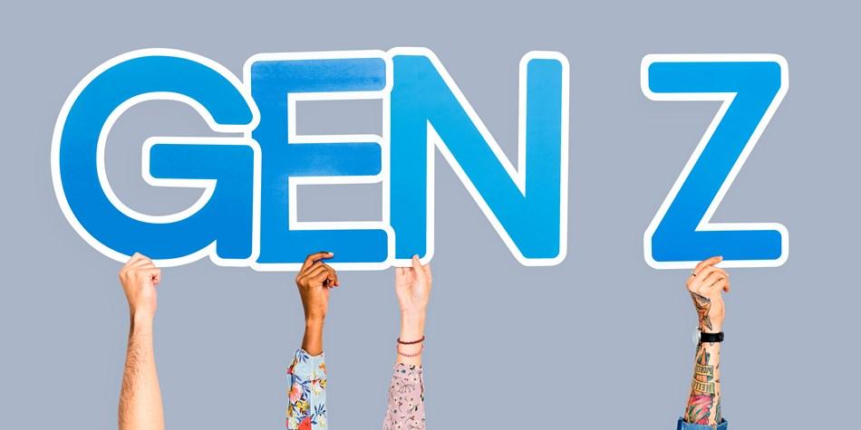 Gen Z, Consumers, 2020