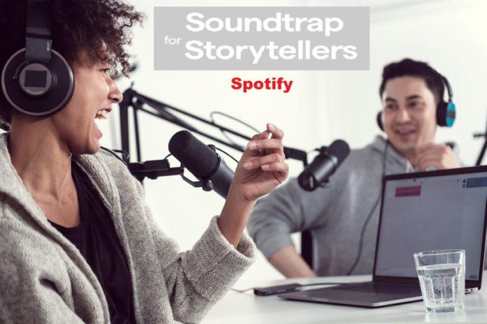 Spotify's, Soundtrap,Storytellers'