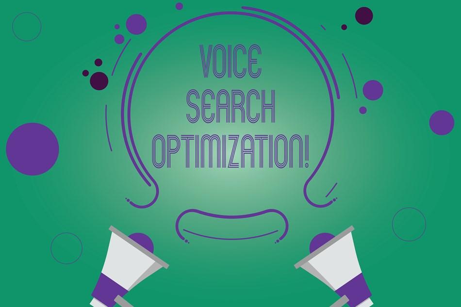 Voice Optimization, SEO, Google, Future
