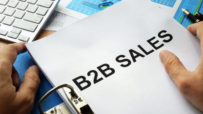 Sharp, B2B Sales, Texas