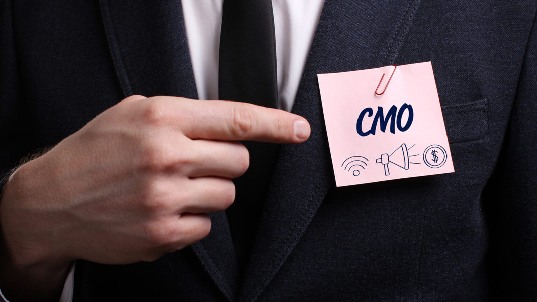 CMO, customer experience