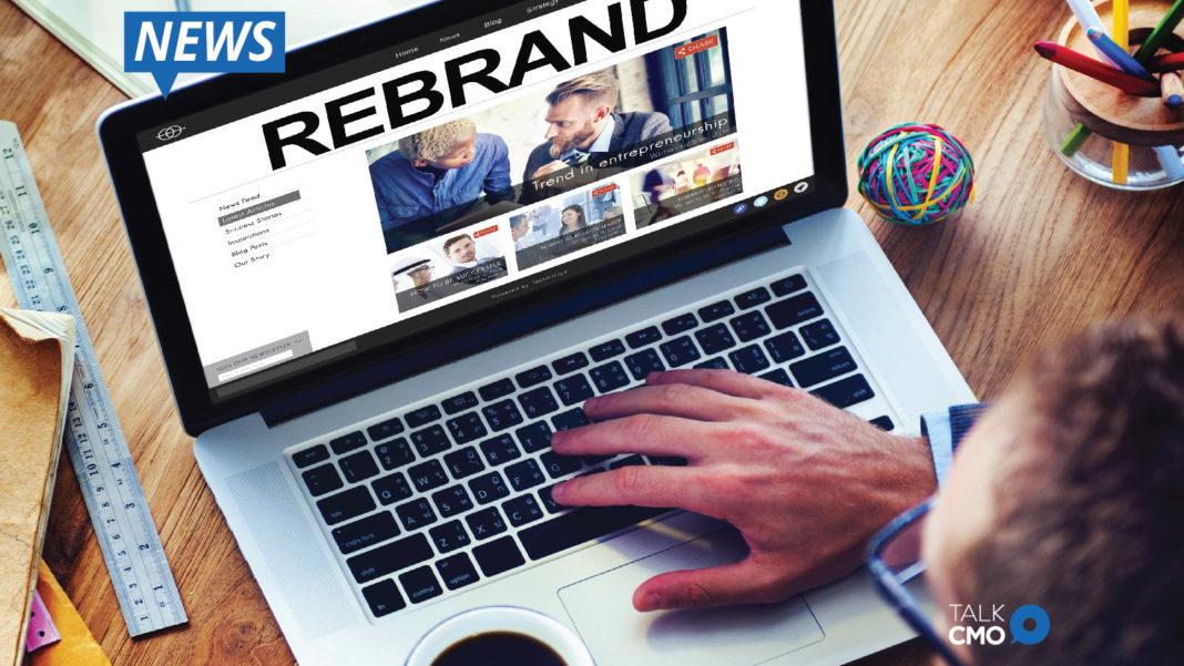 Website, Rebrand