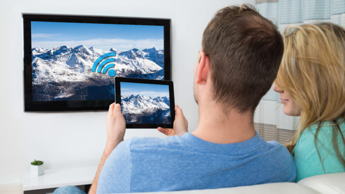advertising, Connected TV