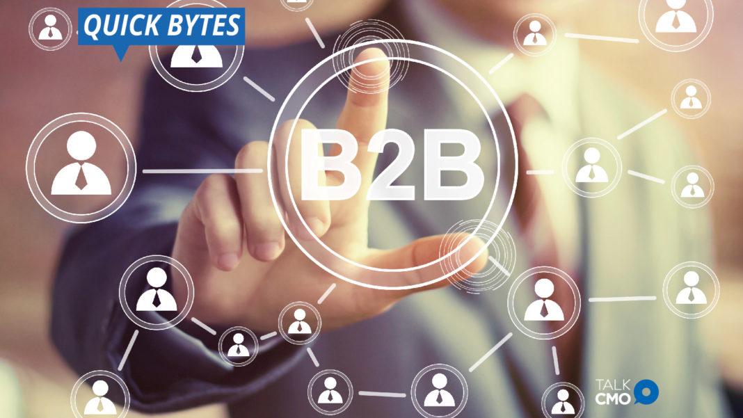 B2B marketers, data