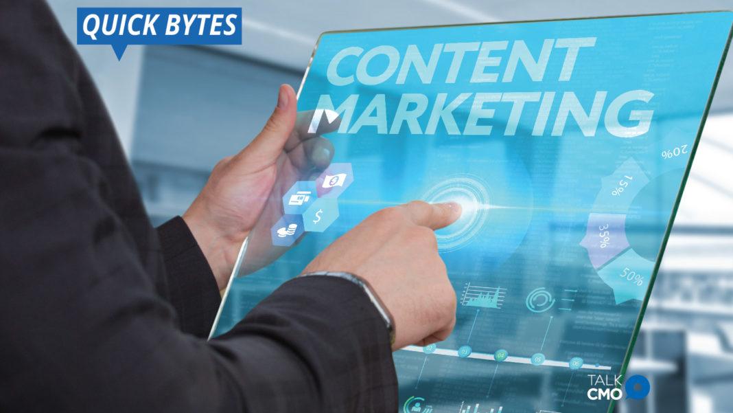 Content marketing, social metrics, social media, customer engagement
