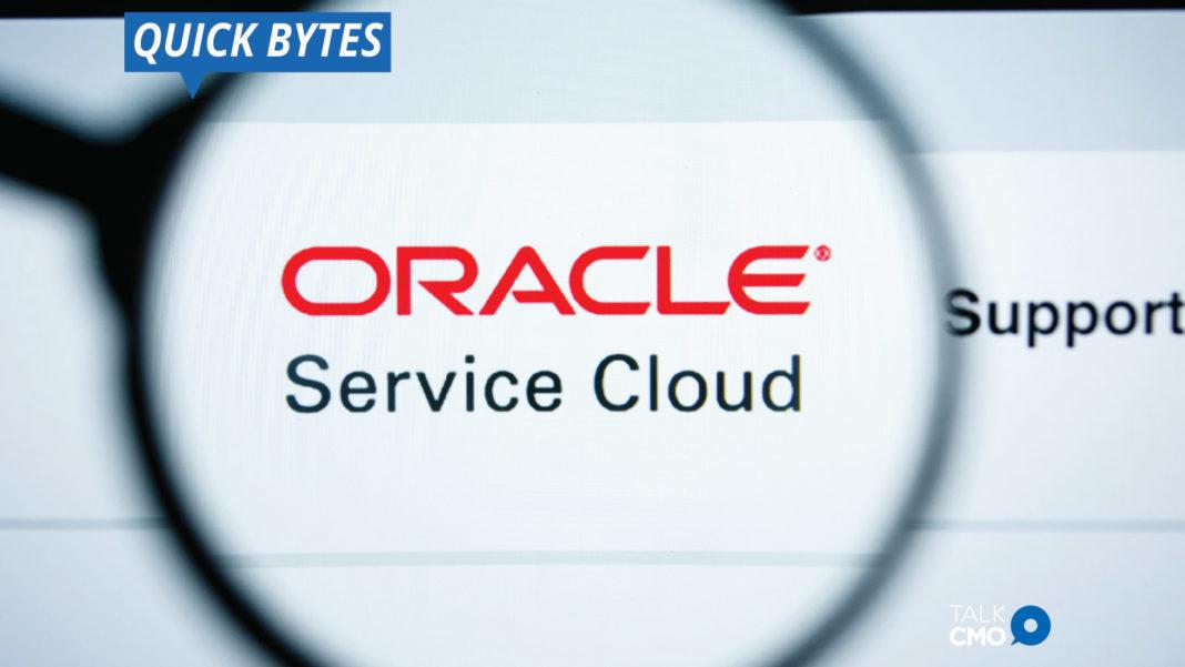 Oracle, CDM, record, customer relationship management, CRM, Digital Sales Solutions