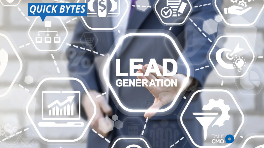 Marketers, lead generation, survey, engagement