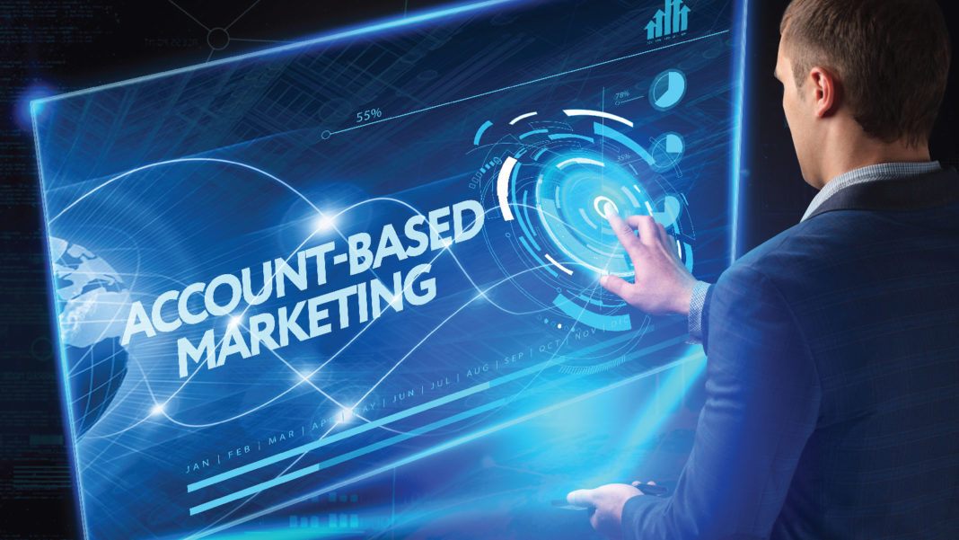 ABM, analytics, account insights, customers, ROI, campaign assets, insights, online, offline, invest, predictive technologies, budget