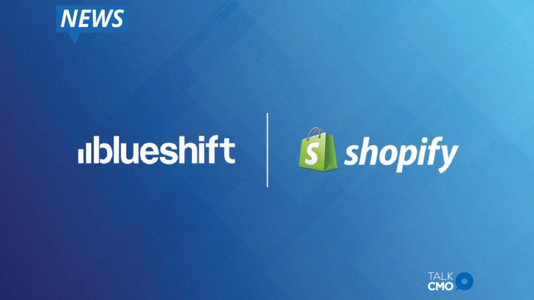 Blueshift, Shopify, Magento, Personalized marketing, customer journey