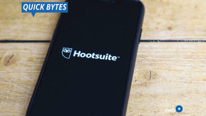 Hootsuite, Oracle Eloqua, Oracle, Marketing Cloud, social media, Richard Hungerford, marketing automation, marketing technology