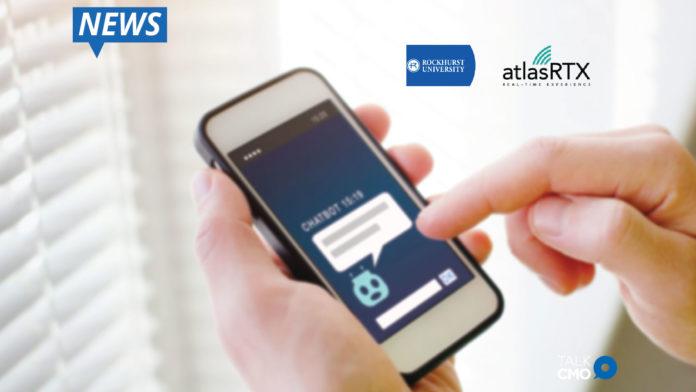 Rockhurst University, Conversational AI, SaaS, Advanced Web-Chatbot