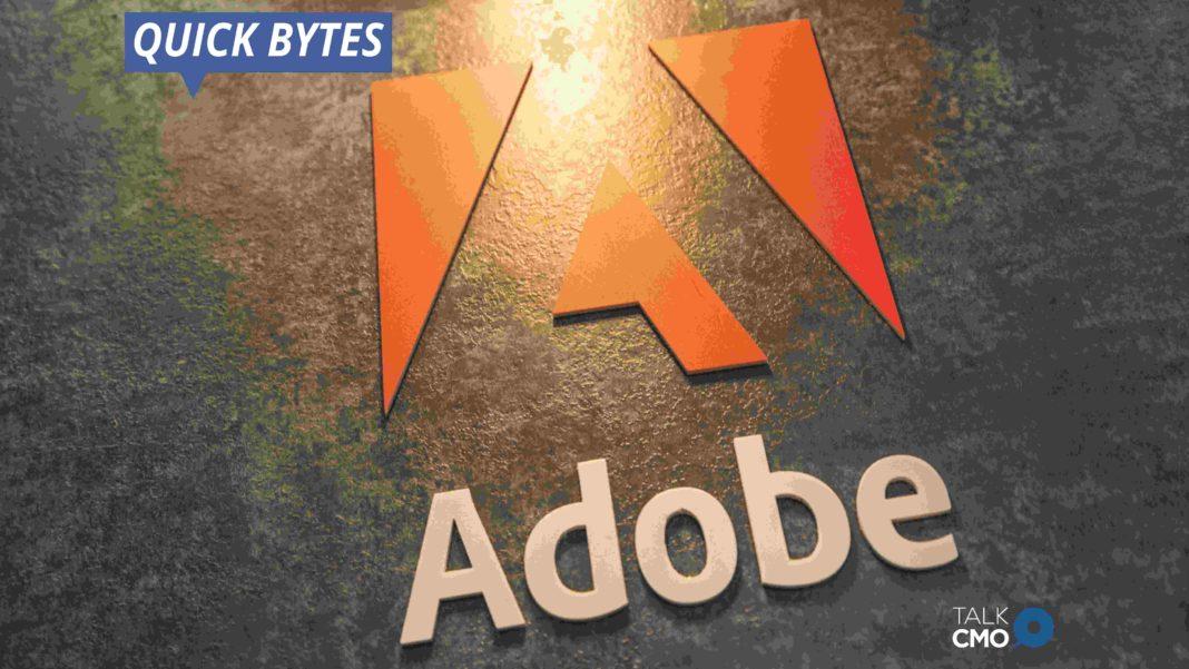 Adobe, Adobe Portfolio, CX, customer experience, Magento Commerce, Adobe Connect, Marketo Engage, Bizible, COVID-19, cloud infrastructure, coronavirus, COVID-19 crisis, SMB, agile, PDF