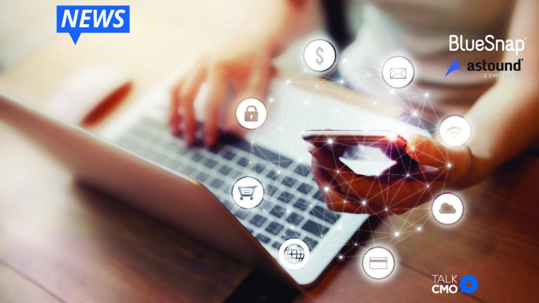 Astound Commerce, BlueSnap, Salesforce Commerce Cloud Payment Solution