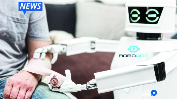 RoboAds, Service Robots, Advertising, COVID-19