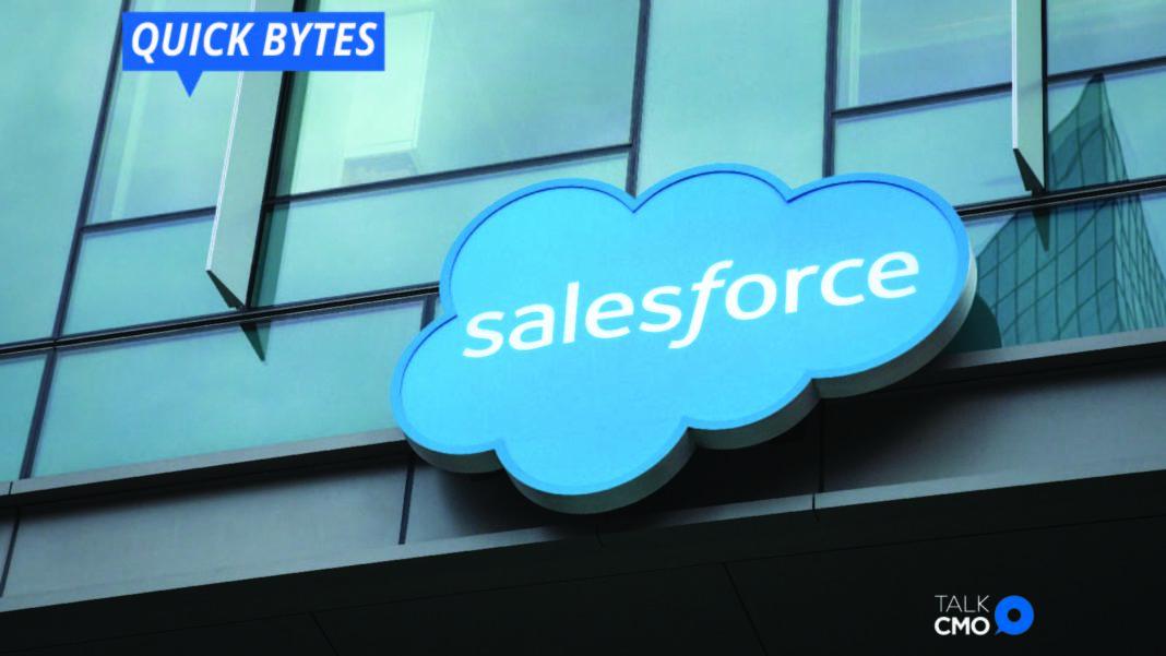 Salesforce, Salesforce, return-to-work hub, Portal,private sector, public sector, COVID-19, employee wellness, assessment programs, emergency response tools, Bret Taylor, Coronavirus, pandemic, CRM