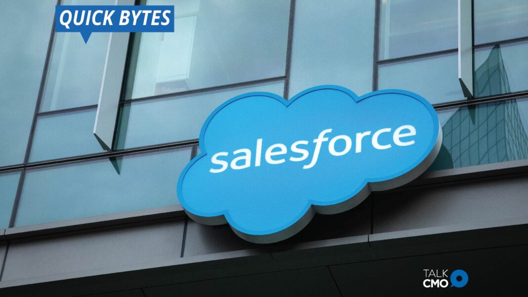Salesforce Introduces Mobile Collaboration Tool Anywhere
