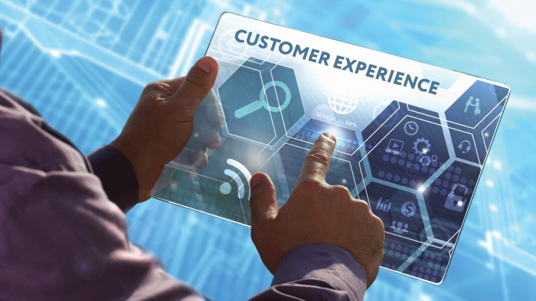 Customer experience enhanced by design thinking