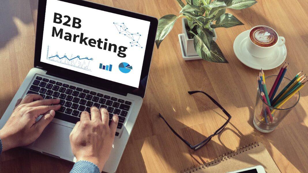 Enhancing B2B marketing via online presence