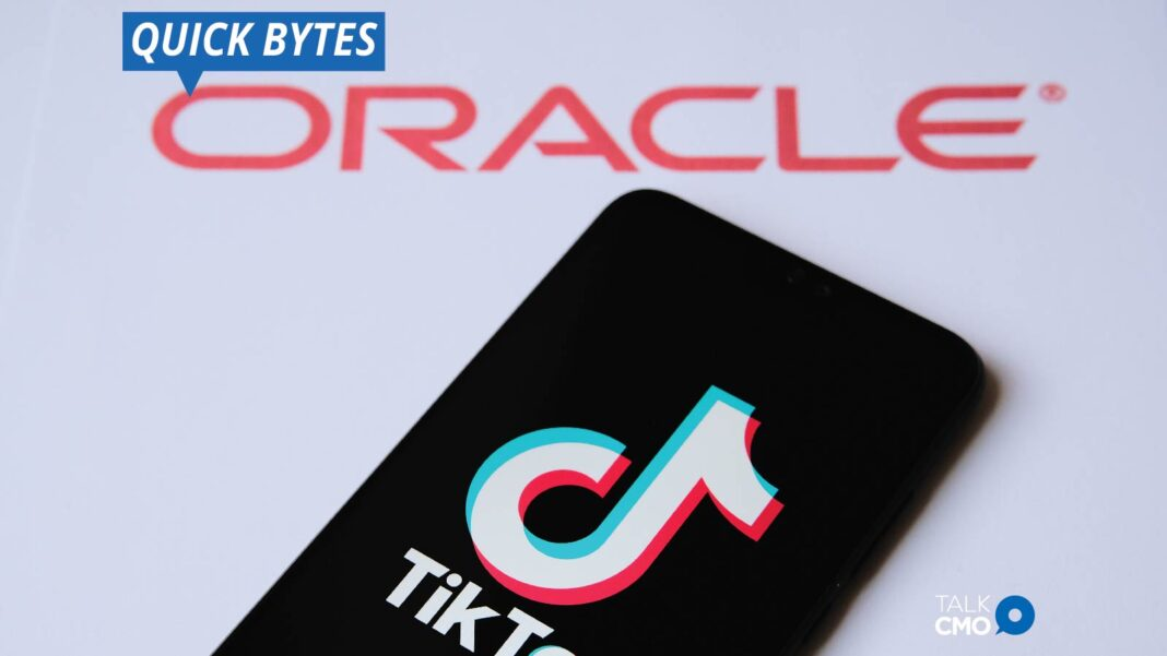 The US President Approves Oracle and TikToks Deal
