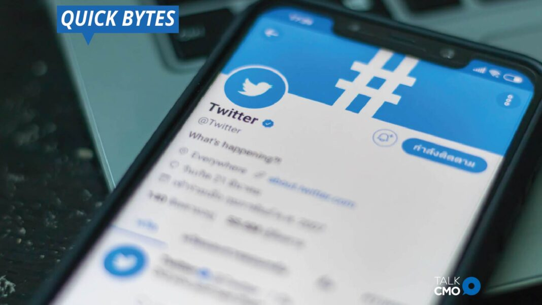 Twitter Users Can Now Share Topic Listings in DMs and Tweets