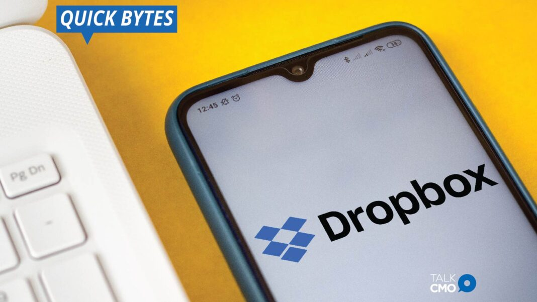 Dropbox launches new tools and features relevant to distributed teams