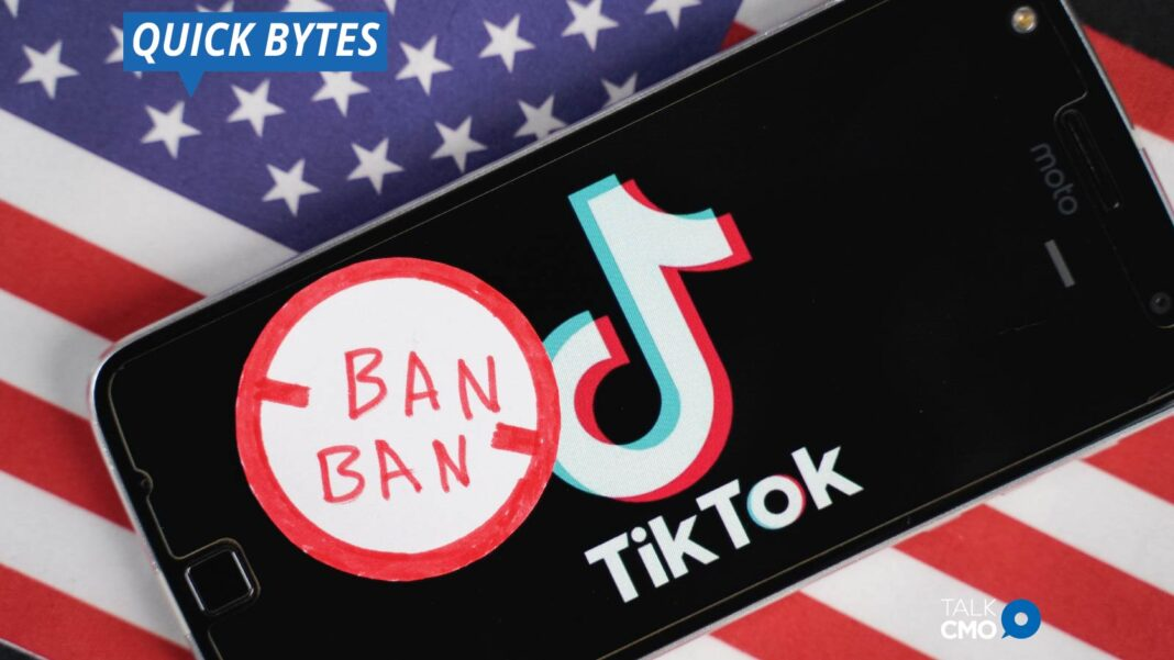 US Government to Delay Enforcement of TikTok Ban