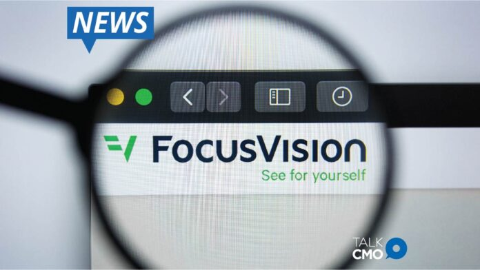 Confirmit and FocusVision complete transaction to merge-01