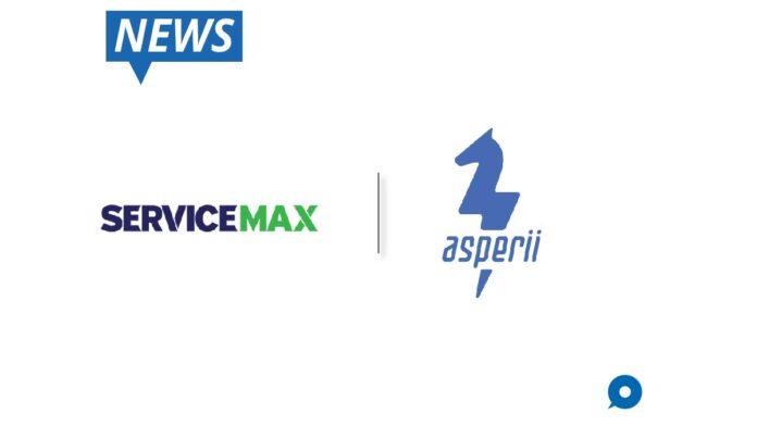 Asperii Joins the ServiceMax Asset 360 Partner Xcellence Program-01
