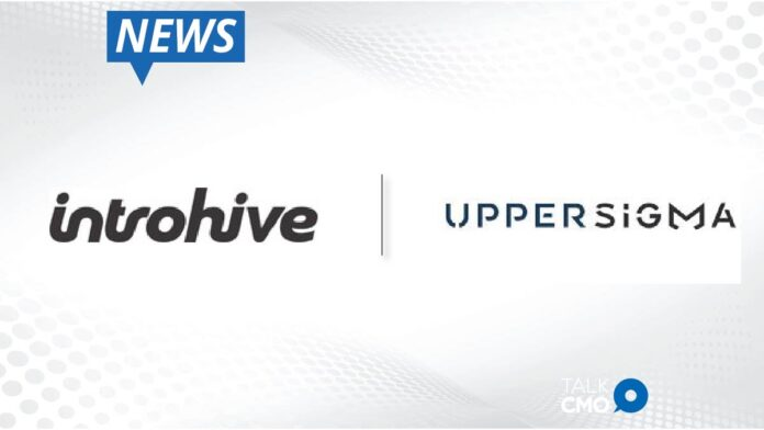 Introhive and Upper Sigma Partner to Add Value to Shared Salesforce Customers-01