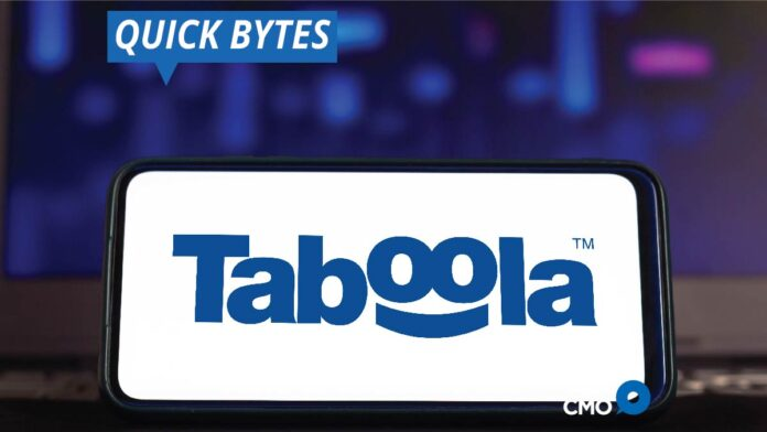 Kendago Announces Its Business Collaboration With Taboola-01