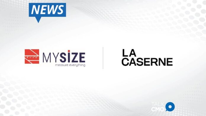 MySizeID Expands Presence in France by Partnering with Leading French Fashion Platform Lacaserne-01