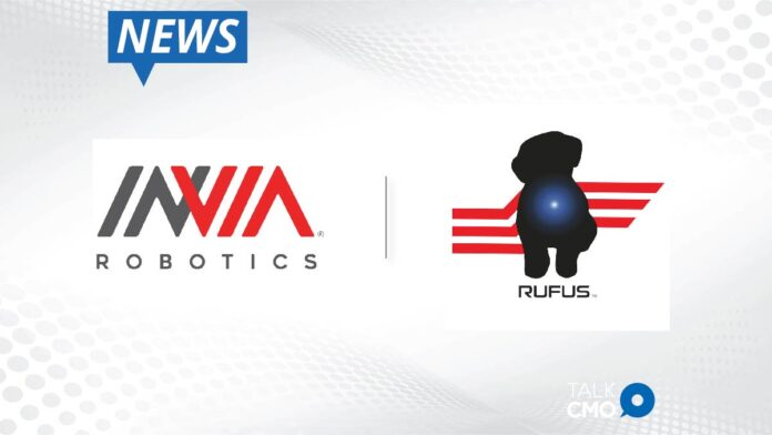 inVia Robotics and Rufus Labs Partner to Drive Warehouse Automation via Wearables and Robots-01
