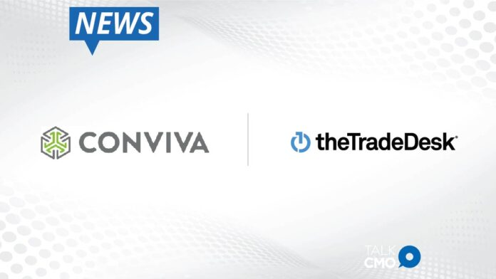 Conviva and The Trade Desk partner to improve contextual advertising for premium streaming publishers