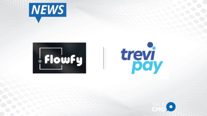 Flowfy Selects TreviPay to Power its B2B Trade Credit Offering for B2B Fashion Marketplaces