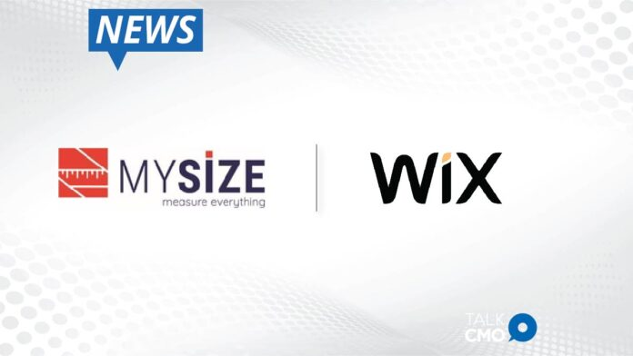 MySizeID Now Available for WIX ECommerce Apparel Brands_ Helps Retailers Drive Customer Size Confidence and Revenue Growth