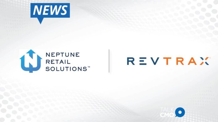 Neptune Retail Solutions and RevTrax Partner to Exclusively Provide Personalized Digital Offers to the Shelf at Scale